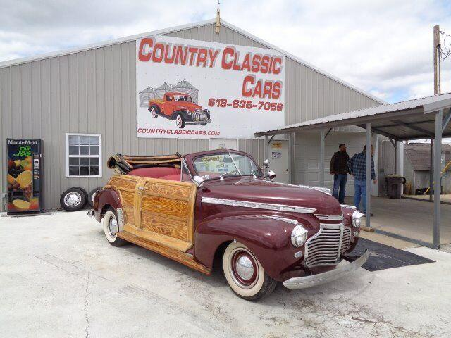 1941 Chevrolet Fleetmaster (CC-1219647) for sale in Staunton, Illinois