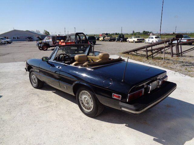 1979 Alfa Romeo Spider (CC-1219649) for sale in Staunton, Illinois