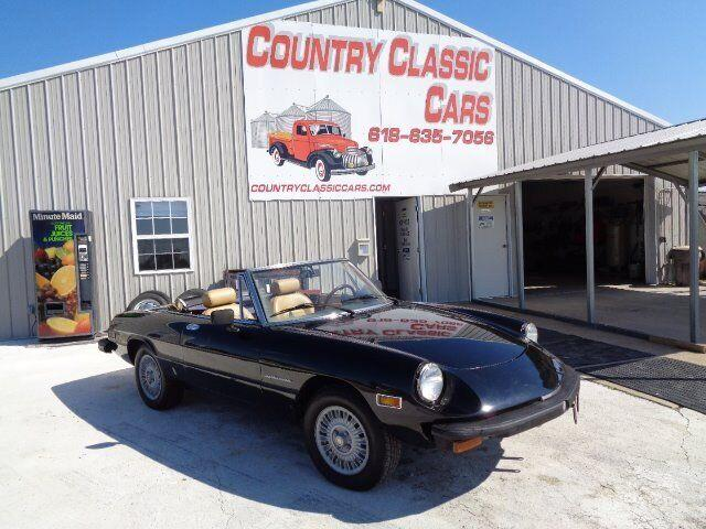 1979 Alfa Romeo Spider (CC-1219649) for sale in Staunton, Illinois