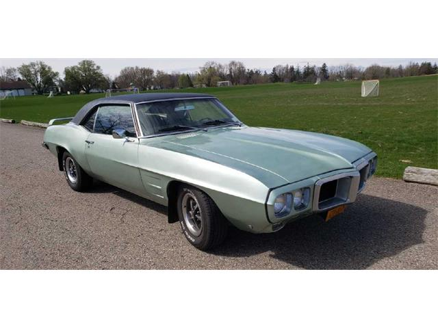 1969 Pontiac Firebird (CC-1210965) for sale in West Pittston, Pennsylvania