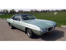 1969 Pontiac Firebird (CC-1210965) for sale in West Pittston, Pennsylvania
