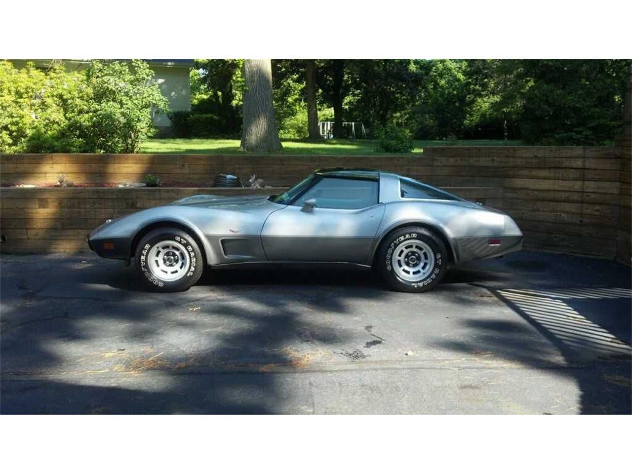1978 Chevrolet Corvette (CC-1210966) for sale in West Pittston, Pennsylvania