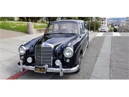1958 Mercedes-Benz 220 (CC-1219705) for sale in San Francisco, California