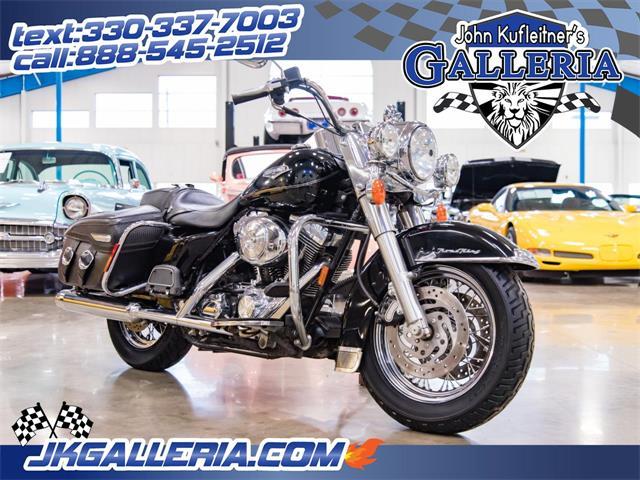 2006 Harley-Davidson Road King (CC-1219750) for sale in Salem, Ohio