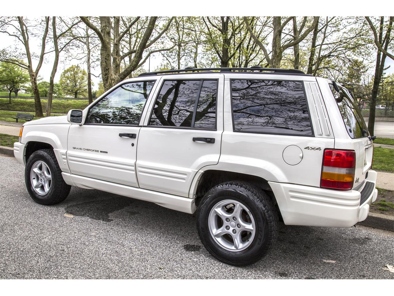 1998 Jeep Grand Cherokee (CC-1219766) for sale in Brooklyn, New York