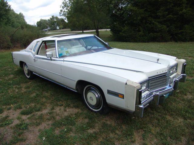 1978 Cadillac Eldorado (CC-1219777) for sale in Cadillac, Michigan