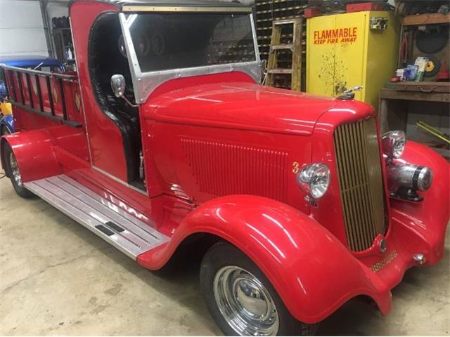 1934 Dodge Fire Truck (CC-1219780) for sale in Cadillac, Michigan