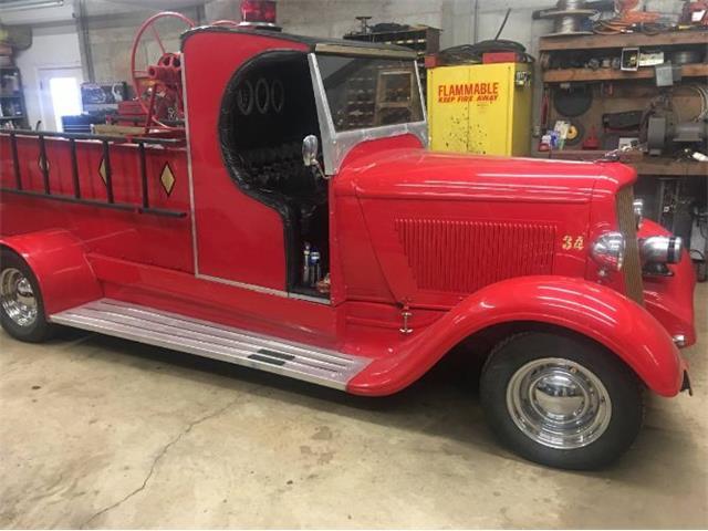1934 Dodge Fire Truck (CC-1219780) for sale in Cadillac, Michigan