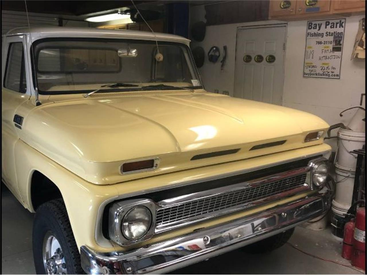 1965 Chevrolet K-10 (CC-1219781) for sale in Cadillac, Michigan