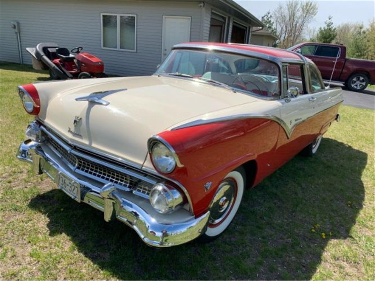 1955 Ford Crown Victoria (CC-1219798) for sale in Cadillac, Michigan