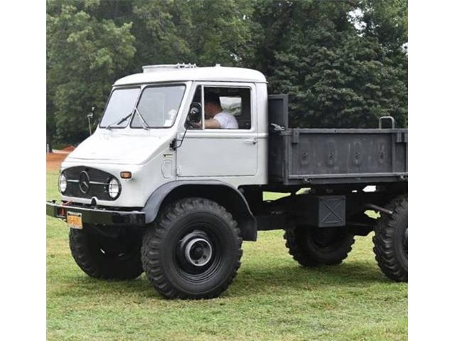 1965 Mercedes-Benz Unimog (CC-1219802) for sale in Cadillac, Michigan