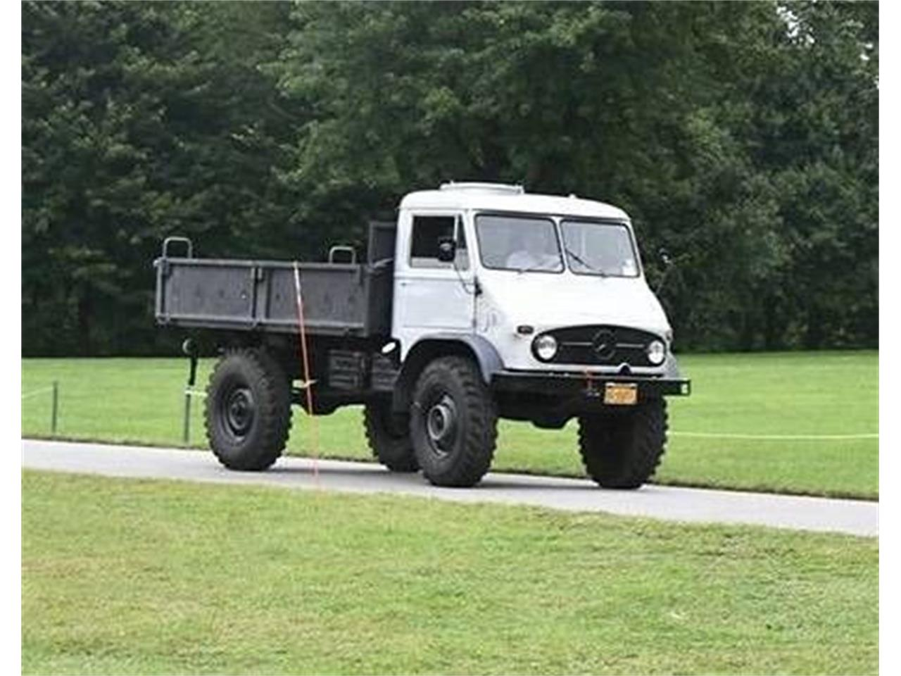 1965 Mercedes-Benz Unimog (CC-1219802) for sale in Cadillac, Michigan