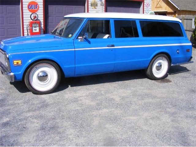 1972 Chevrolet Suburban (CC-1219804) for sale in Cadillac, Michigan