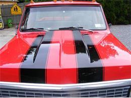 1972 Chevrolet C10 (CC-1219805) for sale in Cadillac, Michigan