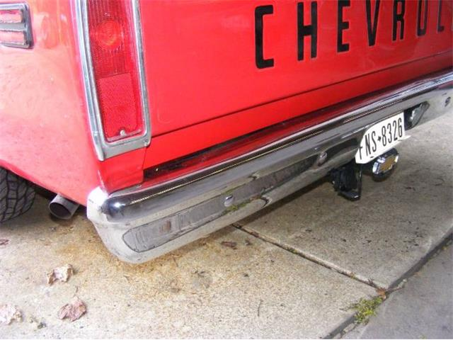 1972 Chevrolet C10 (CC-1219805) for sale in Cadillac, Michigan