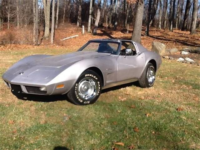 1974 Chevrolet Corvette (CC-1219808) for sale in Cadillac, Michigan