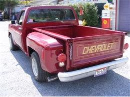 1973 Chevrolet C10 (CC-1219810) for sale in Cadillac, Michigan