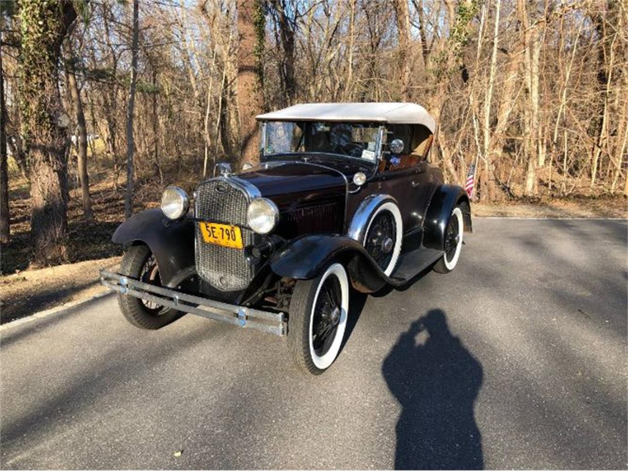 1931 Ford Deluxe (CC-1219816) for sale in Cadillac, Michigan