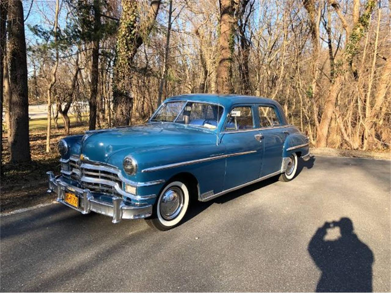1949 Chrysler Windsor (CC-1219818) for sale in Cadillac, Michigan