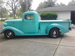 1937 Chevrolet Street Rod (CC-1219837) for sale in Cadillac, Michigan