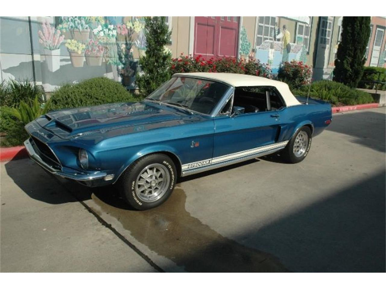 1968 Ford Mustang (CC-1219839) for sale in Cadillac, Michigan