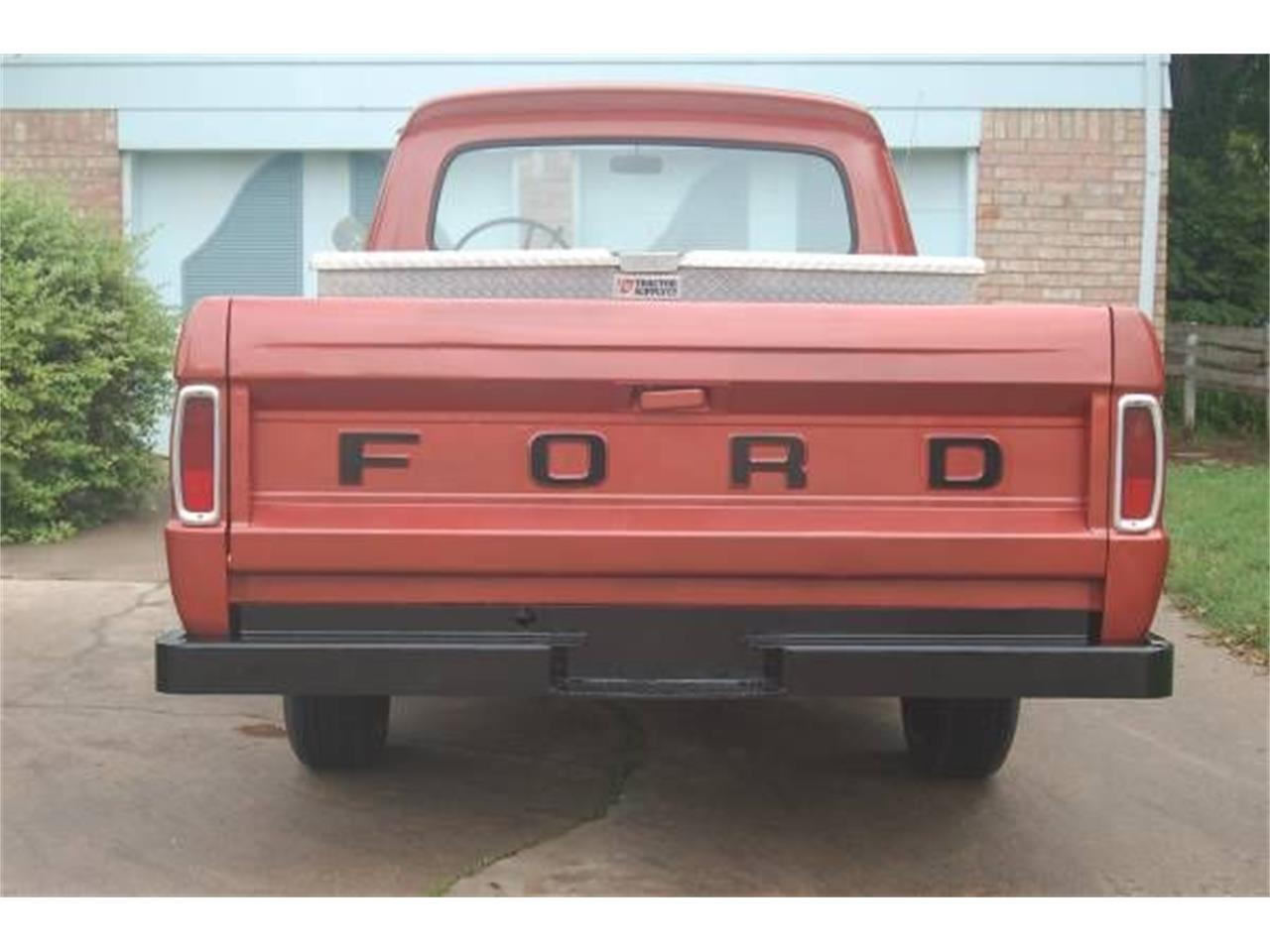 1965 Ford Pickup (CC-1219850) for sale in Cadillac, Michigan