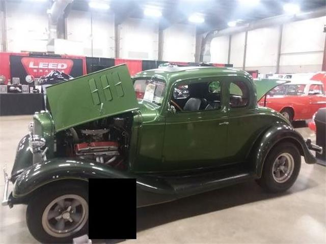 1933 Chevrolet Coupe (CC-1219860) for sale in Cadillac, Michigan