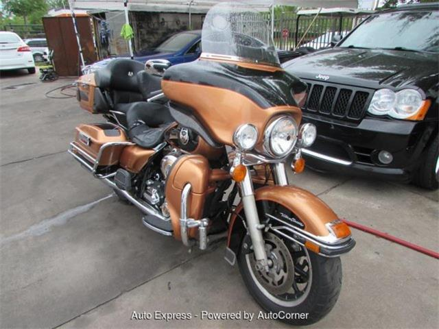 2008 Harley-Davidson Electra Glide (CC-1219868) for sale in Orlando, Florida