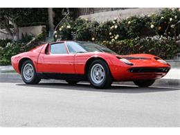 1971 Lamborghini Miura (CC-1210989) for sale in Astoria, New York