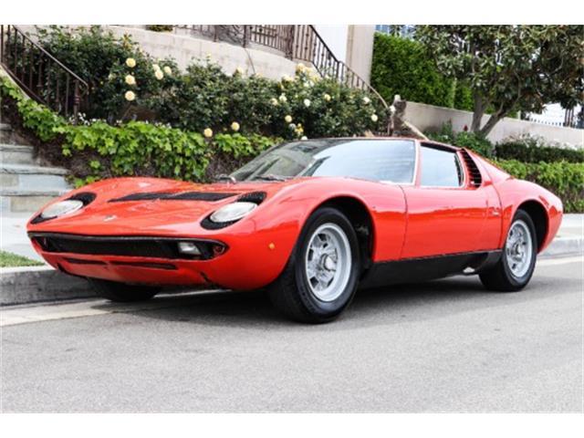 1971 Lamborghini Miura (CC-1210989) for sale in Astoria, New York