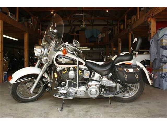 1993 Harley-Davidson Heritage Softail (CC-1219912) for sale in Effingham, Illinois