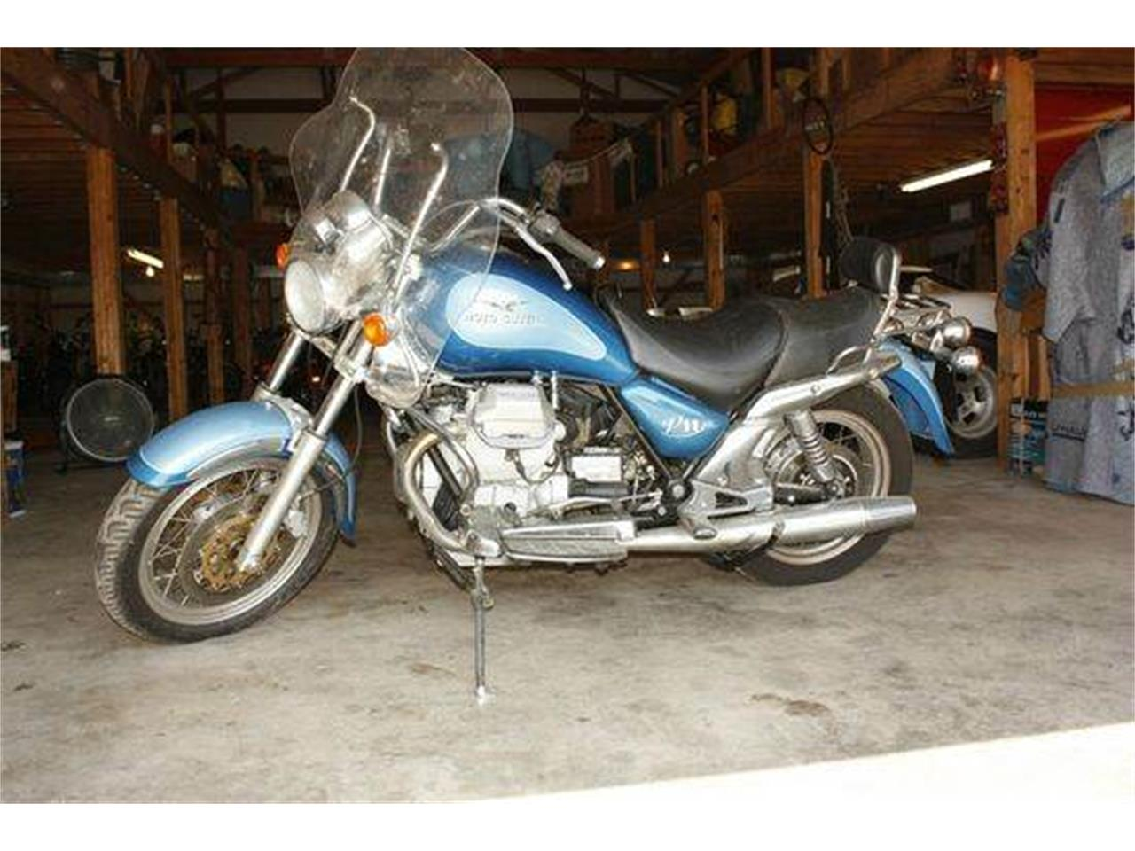 1998 Moto Guzzi Motorcycle (CC-1219916) for sale in Effingham, Illinois