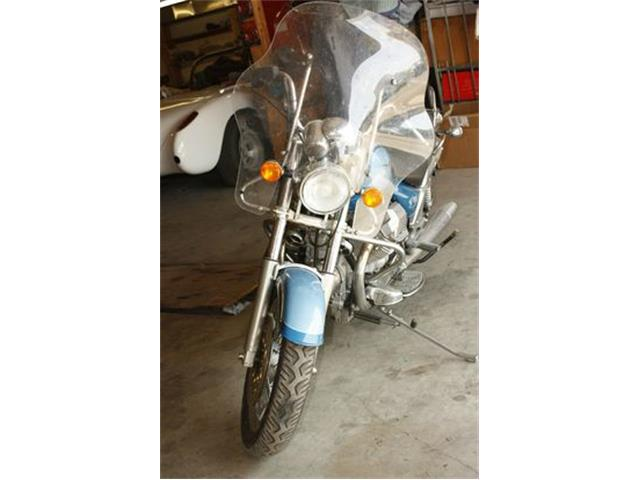 1998 Moto Guzzi Motorcycle (CC-1219916) for sale in Effingham, Illinois
