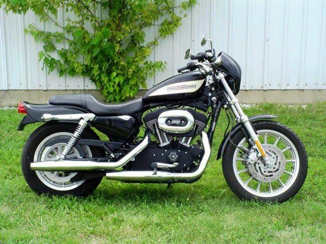 2007 Harley-Davidson Sportster (CC-1219918) for sale in Effingham, Illinois