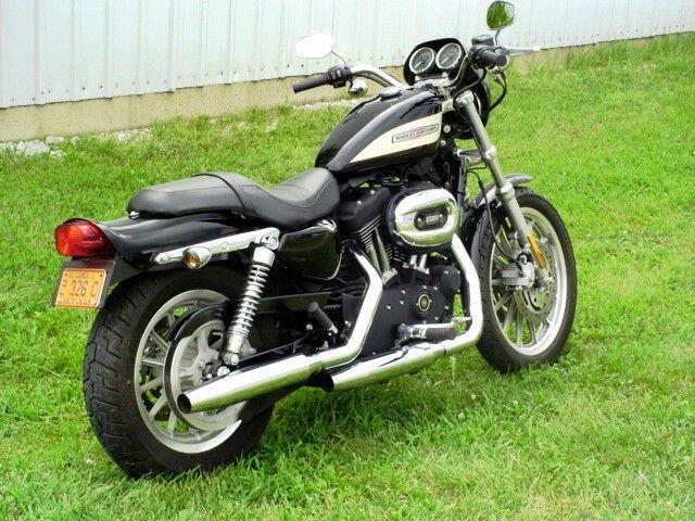 2007 Harley-Davidson Sportster (CC-1219918) for sale in Effingham, Illinois