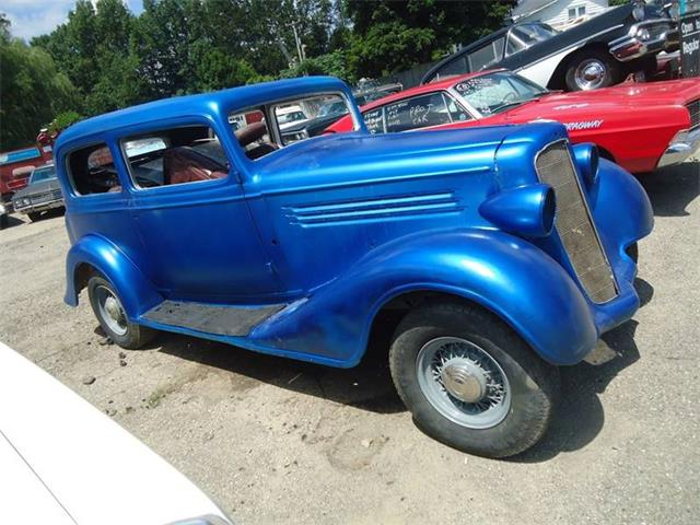 1934 Buick 2-Dr Coupe
