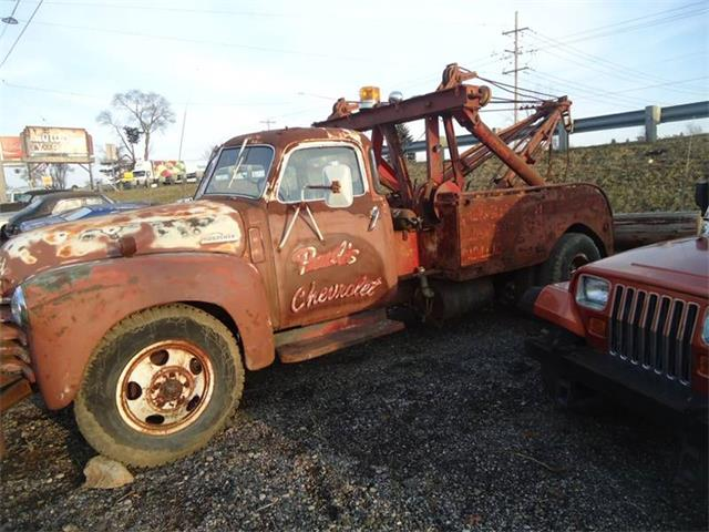 1950 Chevrolet Tow Truck (CC-1219950) for sale in Jackson, Michigan