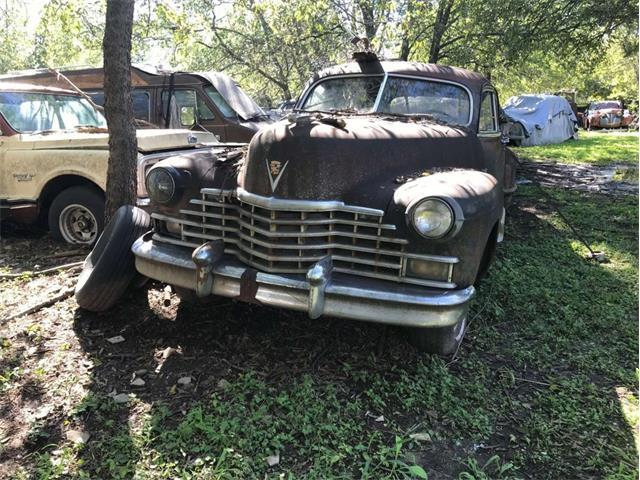 1946 LaSalle 52 (CC-1219952) for sale in Midlothian, Texas
