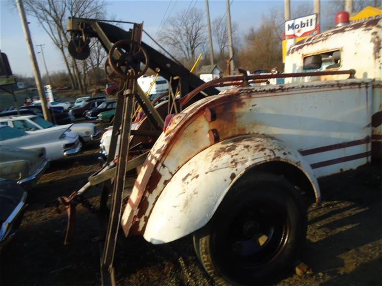 1945 Ford Tow Truck (CC-1219953) for sale in Jackson, Michigan