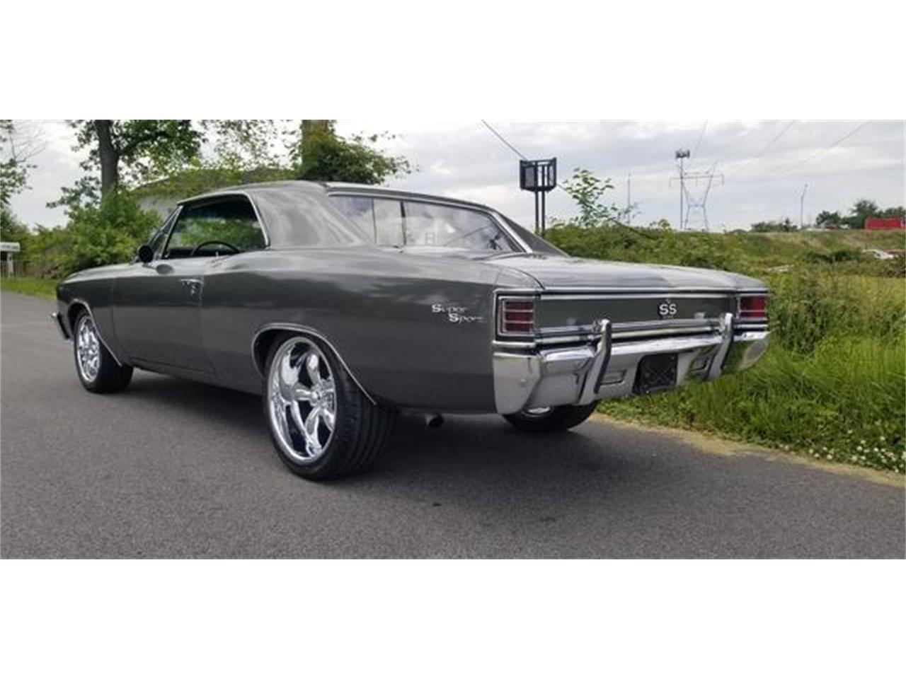 1967 Chevrolet Chevelle (CC-1221027) for sale in Linthicum, Maryland