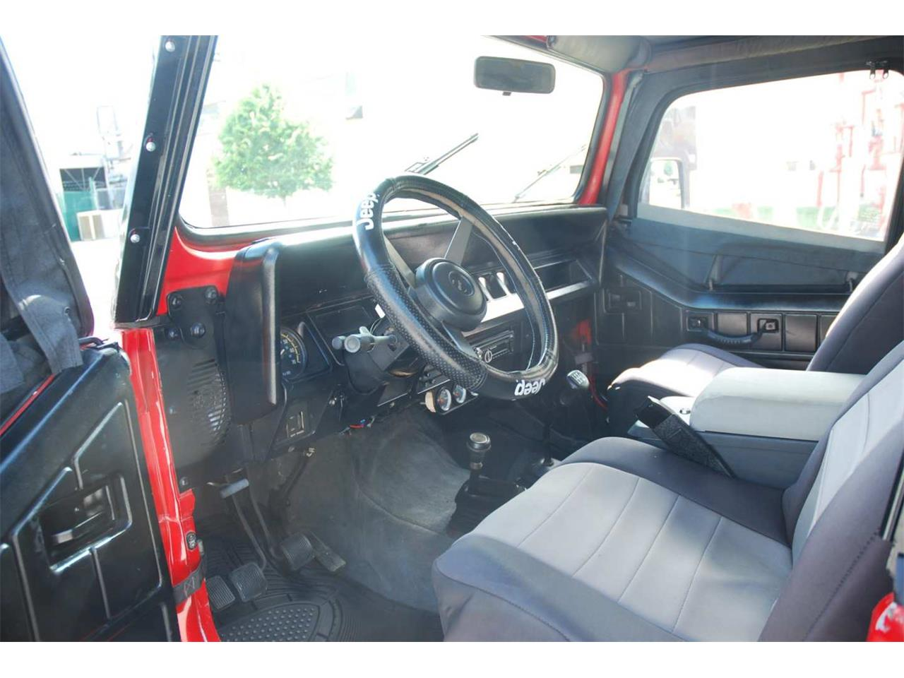 1989 Jeep Wrangler (CC-1221028) for sale in Harvey, Louisiana