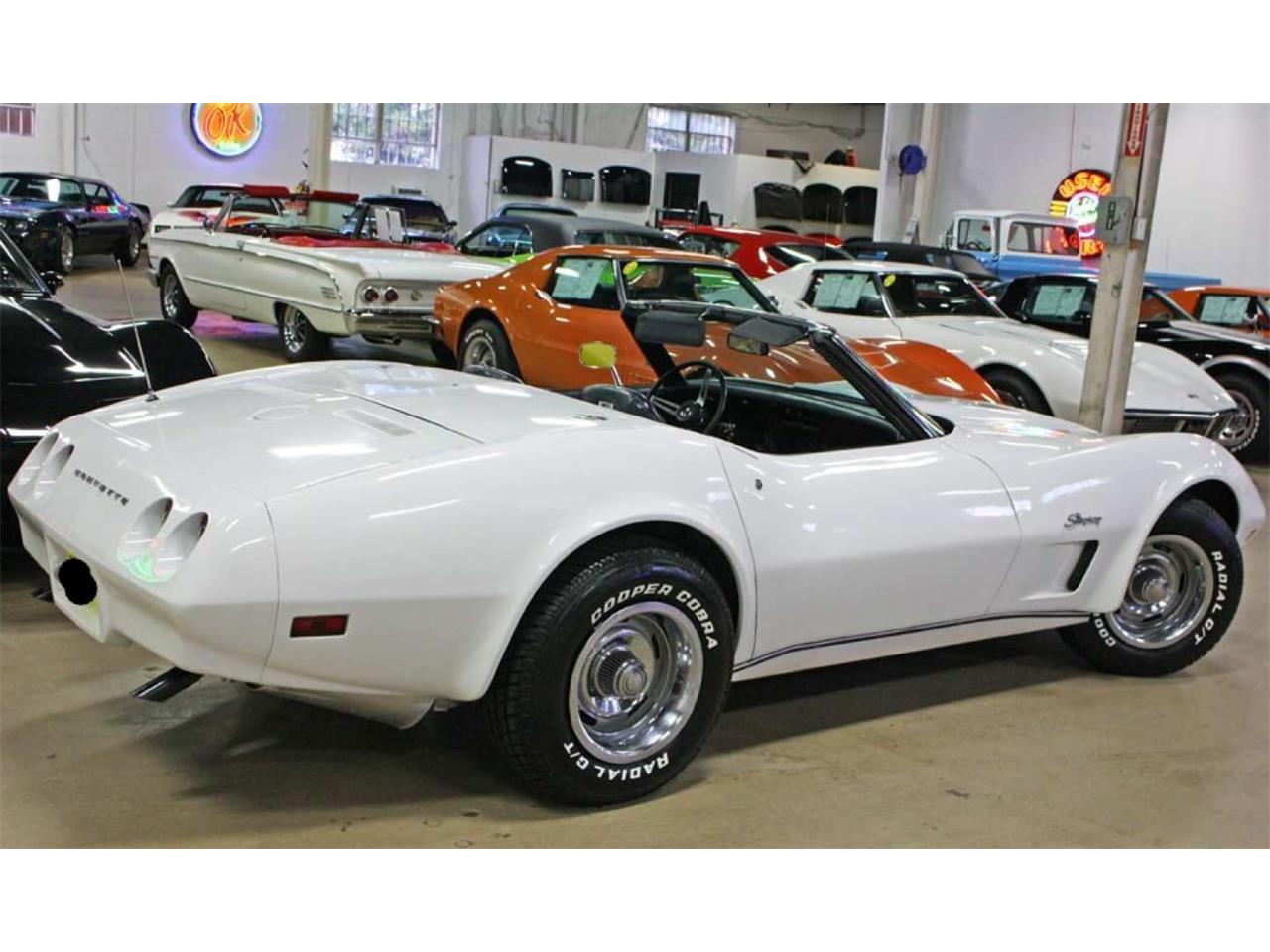 1974 Chevrolet Corvette (CC-1221035) for sale in Harvey, Louisiana