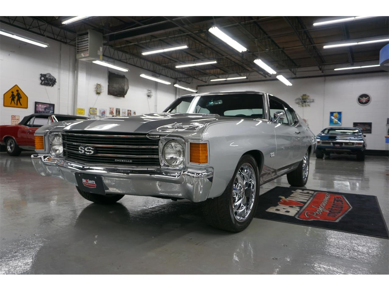 1972 Chevrolet Chevelle (CC-1221045) for sale in Glen Burnie, Maryland