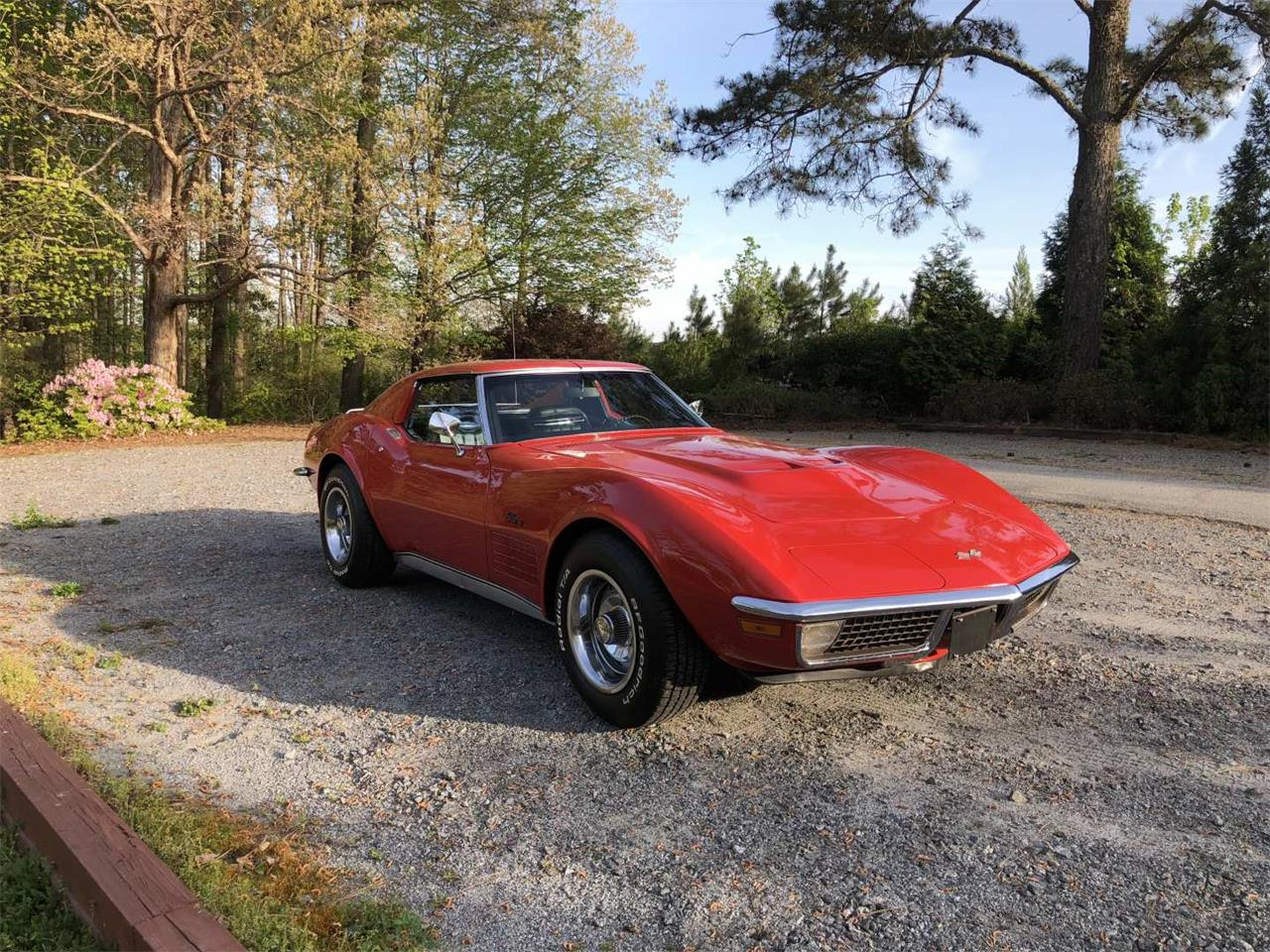 1970 Chevrolet Corvette (CC-1221063) for sale in Harvey, Louisiana