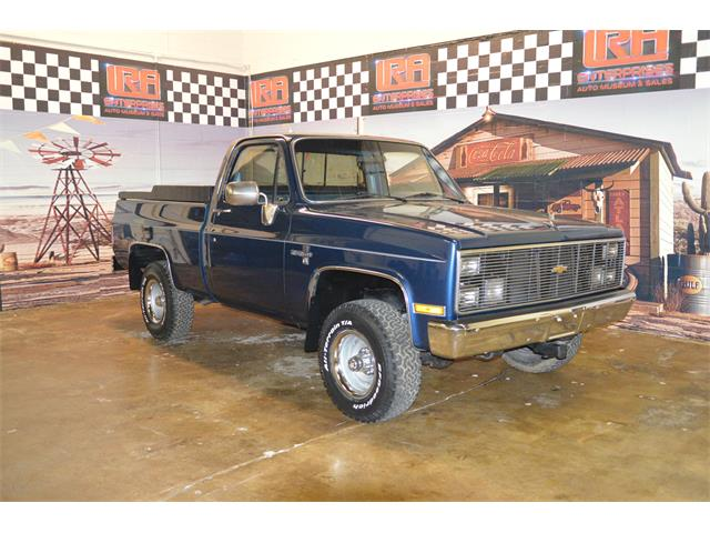1984 Chevrolet K-10 (CC-1221082) for sale in bristol, Pennsylvania