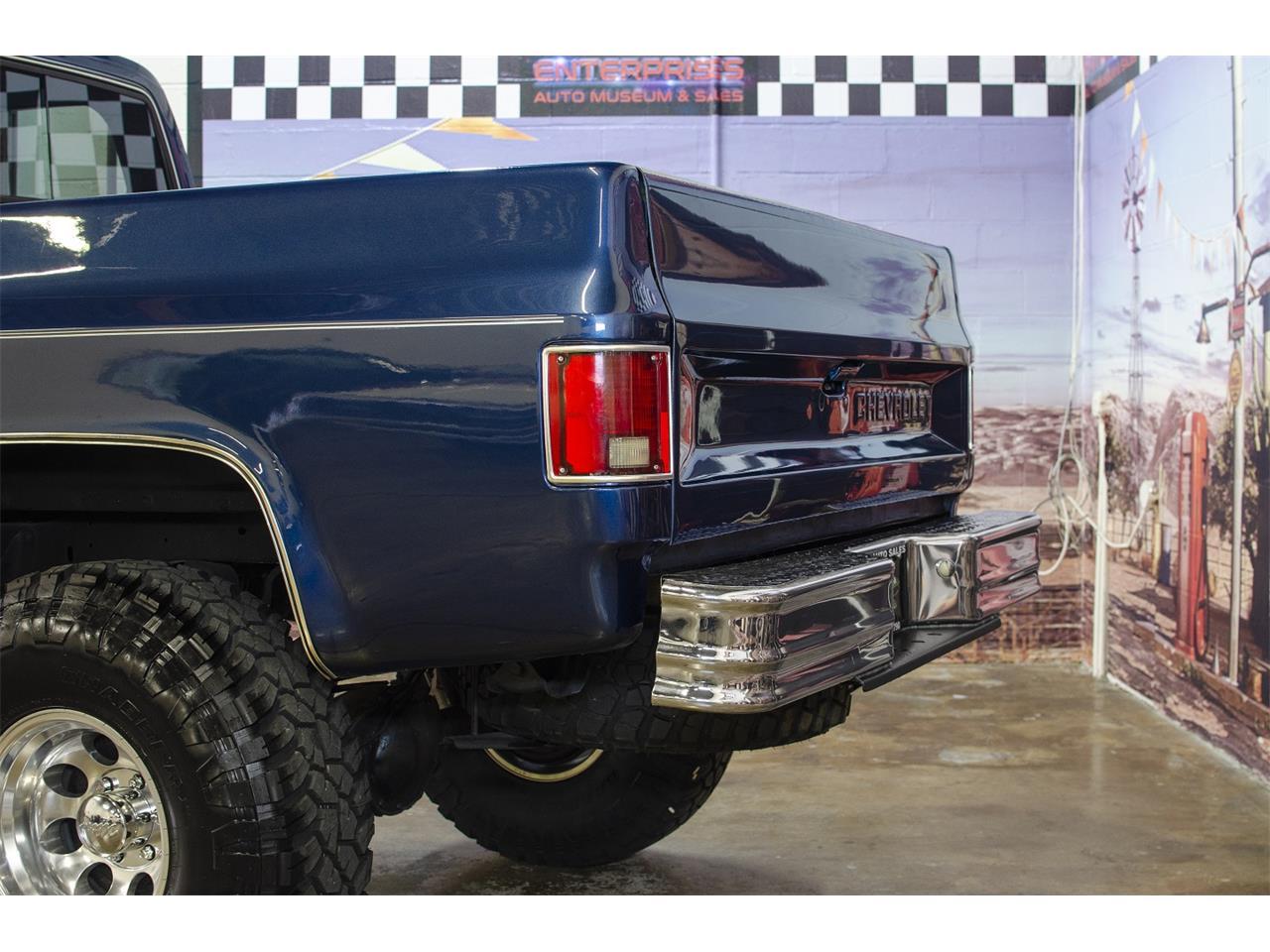 1984 Chevrolet K-10 (CC-1221082) for sale in Bristol, Pennsylvania