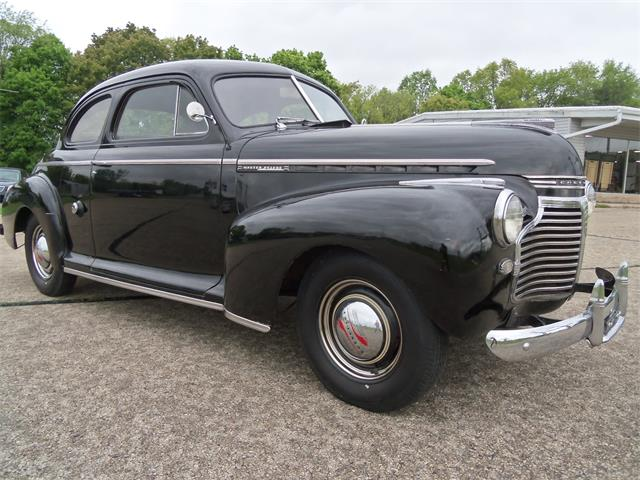 1941 Chevrolet Deluxe Business Coupe (CC-1221085) for sale in Jefferson, Wisconsin