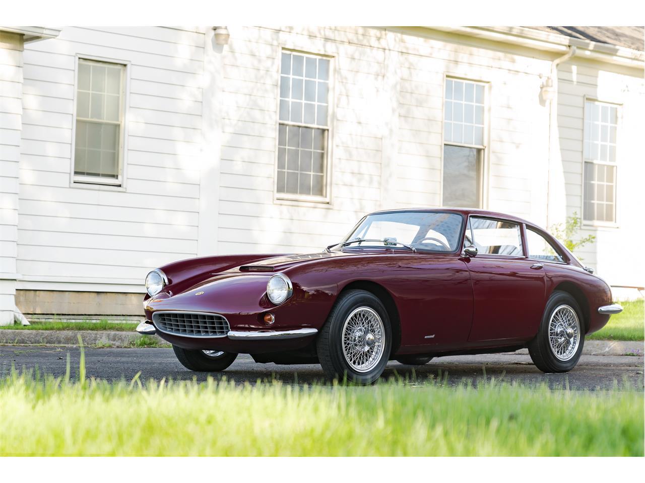 1963 Apollo 3500GT (CC-1220109) for sale in Pontiac, Michigan