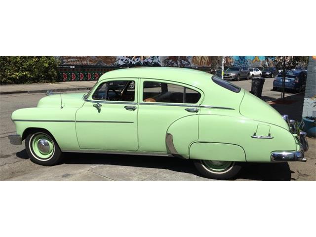 1950 Chevrolet Fleetline (CC-1221090) for sale in oakland, California