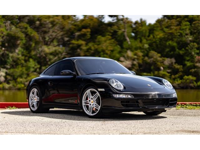2008 Porsche 911 Carrera S (CC-1221101) for sale in Monterey, California